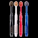 EBISU/惠百施日本原装进口48孔双层牙刷软毛成人宽幅大头 4支装券后79元