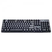 ThundeRobot 雷神 K30R 机械键盘 Cherry原厂 茶轴 星际黑 *2件