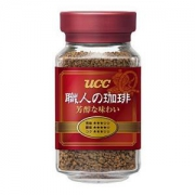 UCC 悠诗诗 红标 精品速溶咖啡 90g *13件