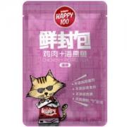 Wanpy 顽皮 宠物 猫妙鲜封包 70g*12袋 *3件
