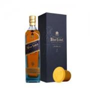 JOHNNIE WALKER 尊尼获加 蓝牌 调配型苏格兰威士忌 750ml799元