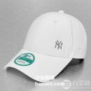 New Era 9Forty 纽约洋基队 可调节棒球帽 Prime会员凑单免费直邮含税到手120.48元