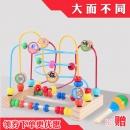 幼得乐 串珠儿童玩具 16.9元包邮¥17