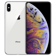 Apple 苹果 iPhone XS Max 智能手机 64GB 银色  移动4G优先版