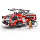 XINGBAO 星堡积木 XB-03028 机场消防车  71元包邮71元包邮