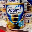 Aptamil 澳洲爱他美 金装加强型婴幼儿配方奶粉(3段)1岁+ 900g补货AU$22.95(约110元)   满59澳免1.5KG