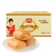 盼盼 法式小面包 奶香味 1500g折约22.4元(29.9元,2件7.5折)