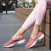 SKECHERS 斯凯奇 14931 女款镂空网面健步鞋
