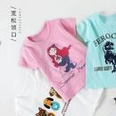 润潮 儿童纯棉短袖T恤*2¥26