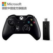 Microsoft 微软 Xbox One 无线手柄 + PC无线适配器 359元包邮