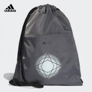 adidas/阿迪达斯 W WL GB 纯色印花抽绳运动背包 新品上市