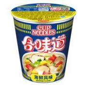 限上海:Nissin 日清 合味道 海鲜风味 84g *2件