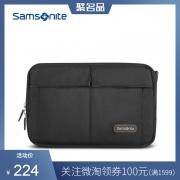 Samsonite/新秀丽时尚大容量腰包多功能便携轻巧背包 z34 224元