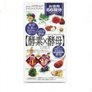 Metabolic综合果蔬酵素×酵母66天用量 132粒