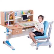 SINGAYE 心家宜 173+215+671 实木儿童学习桌椅套  2398.9元包邮
