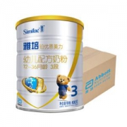 Abbott 雅培 铂优恩美力 幼儿配方奶粉 3段 900g 6罐装