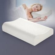 AiSleep 睡眠博士 人体工学型 成人乳胶枕 60*40*10/12cm *3件