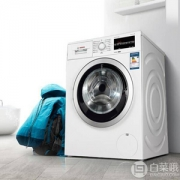 BOSCH 博世 XQG80-WDG244601W 8公斤洗烘一体变频洗衣机