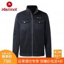 marmot/土拨鼠秋冬新款户外防风开衫磨毛抓绒衣L43270 749元¥749