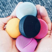 FOREO LUNA Play Plus 玩趣增强版便携式洁面仪 多色