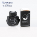 waterman威迪文非碳素瓶装钢笔通用高级墨水黑色补充液墨水券后29元