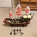 LEGO 乐高 70618 命运赏赐号 £84.99(需用码)免费直邮到手740元