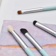 网易严选 creamy blue系列 眼部化妆套刷 39元