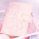 kinbor X Disney 加油鸭 A6刺绣款手账本¥84