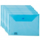 GuangBo 广博 A6320KA 透明文件袋 A4/20只装20元,双重优惠低至5元