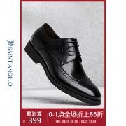 SAINT ANGELO 报喜鸟 KTLP33011 男士雕花皮鞋 289.15元¥409
