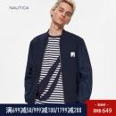 nautica/诺帝卡男装外套男春秋薄款棒球领短夹克男NA002648 649元¥649