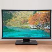Viewsonic 优派 VG2448 显示器试用 | 窄边设计任意翻转