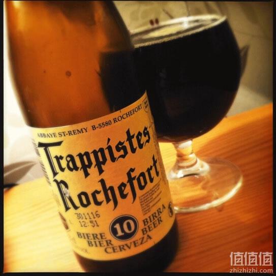 罗斯福(Rochefort)10号精酿啤酒