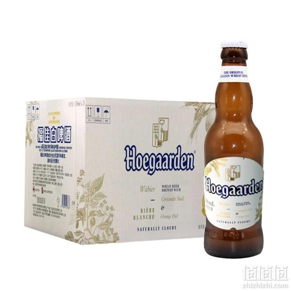 福佳小麦白啤酒
