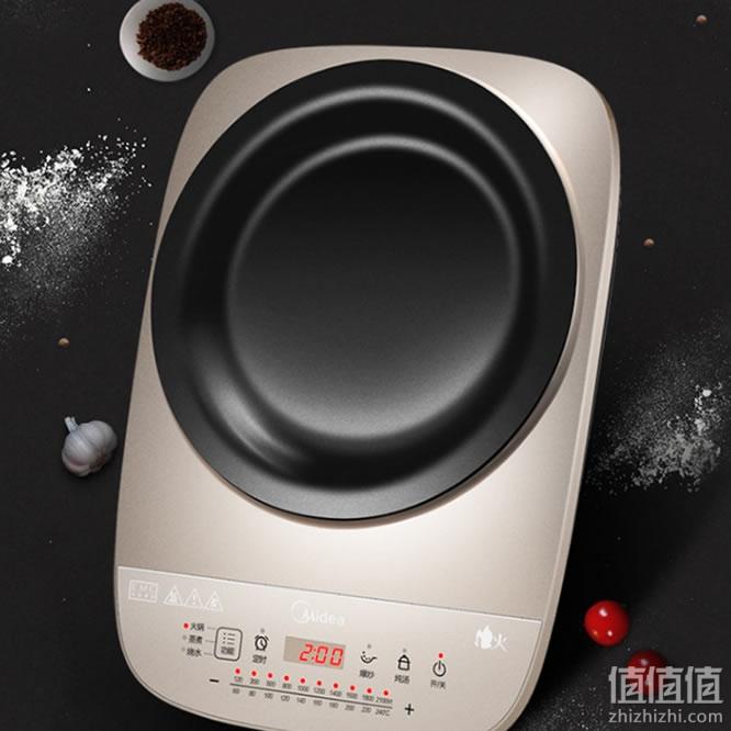 美的 C22-IH2202 凹面电磁炉