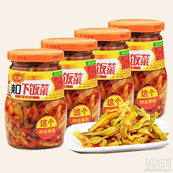 川南爽口下饭菜