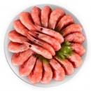 今锦上 冷冻麻辣北极甜虾 550g36.8元,可低至15.8元