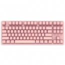 ikbc C200 机械键盘 87键 Cherry红轴 粉色398元包邮