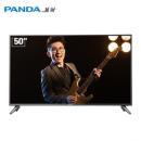 PANDA 熊猫 50F4A 50英寸 4K HDR 液晶电视  1449元包邮1449元包邮