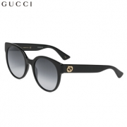 GUCCI 古驰 eyewear GG0035S-001 女款太阳镜 54mm *2件 2700元包邮(用券,合1350元/件)