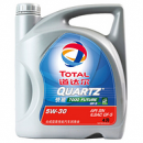 Total道达尔 快驰7000 合成型汽车润 滑油 5W30 SN/GF-5级 4L秒杀价179元