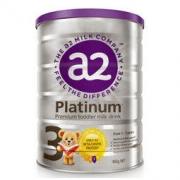 a2 艾尔 Platinum 白金版 婴儿配方奶粉 3段 900g 6罐装 1236.11元含税包邮(需用券,合206元/罐)