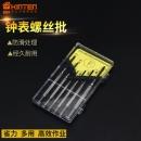 CNLWAN 一字十字钟表批螺丝刀拆机工具 6只装  券后7.9元¥8