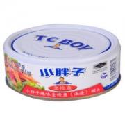 限地区:TCBOY小胖子金枪鱼油浸罐头辣味180g12.6元,可优惠至7.2元