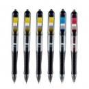3MPost-it694BK标签笔6色备考套装59元,可优惠至35.4元
