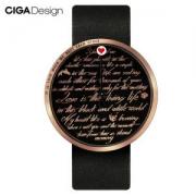 CIGA Design 玺佳 L系列 D013-2-1 石英手表