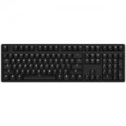ikbc F-108 时光机 108键 机械键盘 (Cherry黑轴、黑色)
