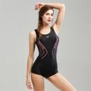 618预售: arena 阿瑞娜 9157BKPK 女款连体泳衣  139元包邮139元包邮