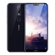 NOKIA 诺基亚 X6 智能手机 6GB 64GB 暗夜蓝
