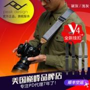 这可能是最好用的摄影肩带!Peak Design Slide V2单反相机背带 快速在拍摄中换手 ¥406.6